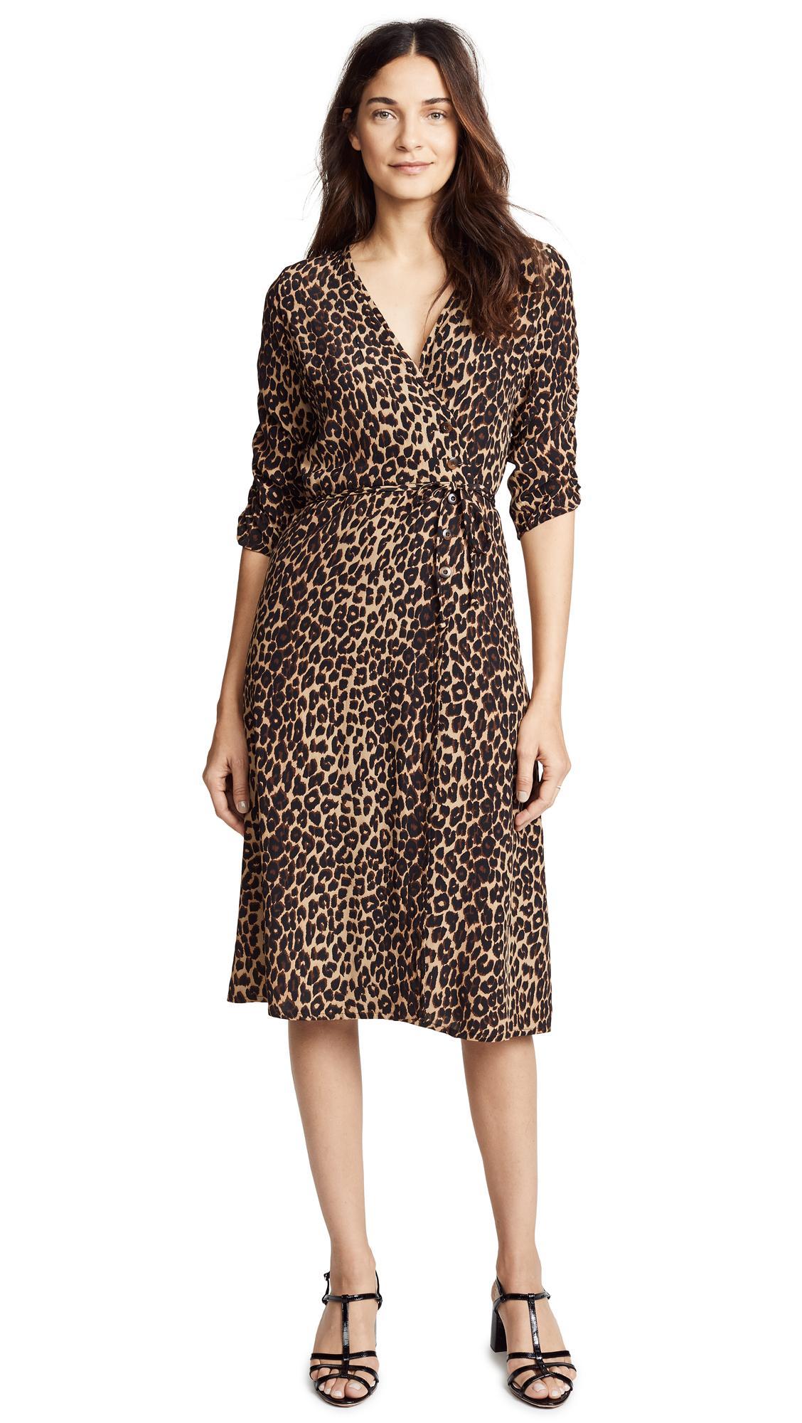 6df1f43fc944 Faithfull The Brand Anne Marie Midi Dress In Primitive Print | ModeSens