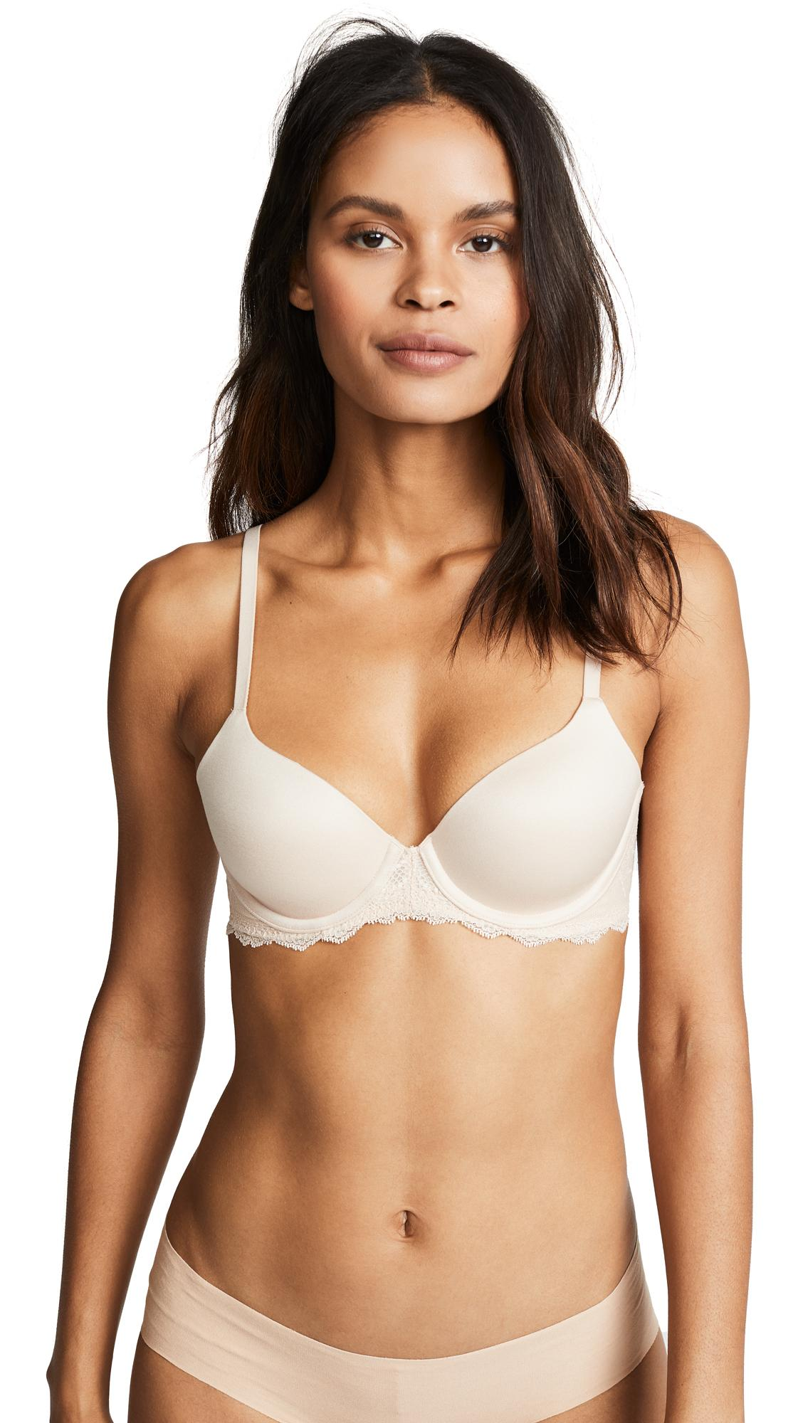e42412657a Spanx Undie-Tectable Lightly Lined Demi Bra In Soft Nude