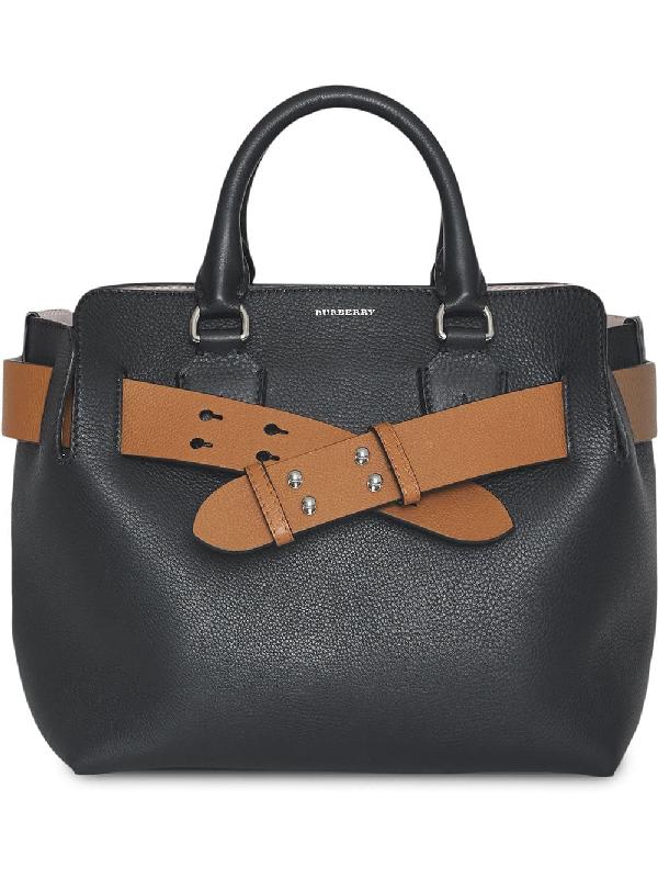 fee0dd86fd4b Burberry The Small Leather Belt Bag In Black | ModeSens