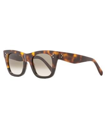15bc4bf8438 Celine Square Sunglasses Cl41089S Aeaz3 Havana Black 47Mm 41089 ...