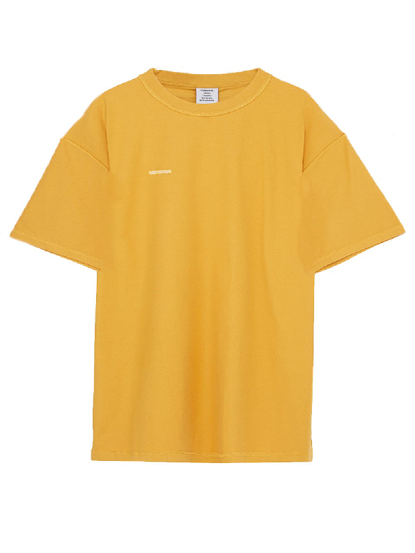 Vetements Inside-out Logo Tee