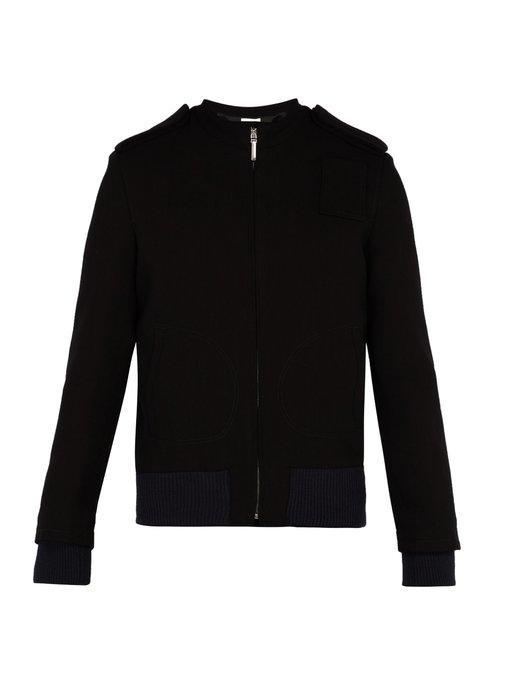 Wales Bonner Tailored Jacket In Black