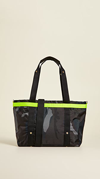 Andi Tote In Ink Camo/yellow