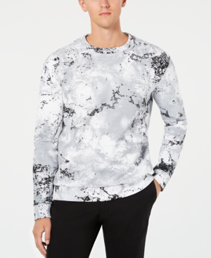 f3b568e55 Hugo Boss Hugo Men's Camo Sweatshirt In White / Black | ModeSens