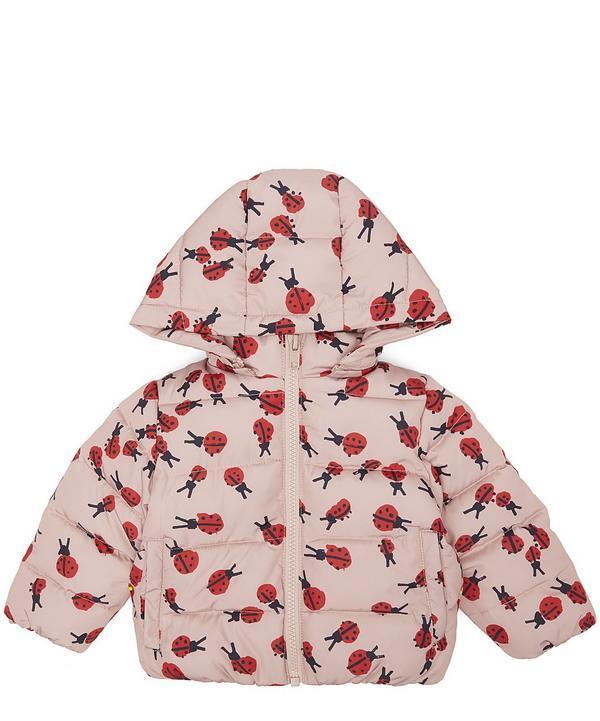 83dadf6bb Stella Mccartney Kids Hubert Baby Puffer Ladybird Jacket 3 Months-3 ...