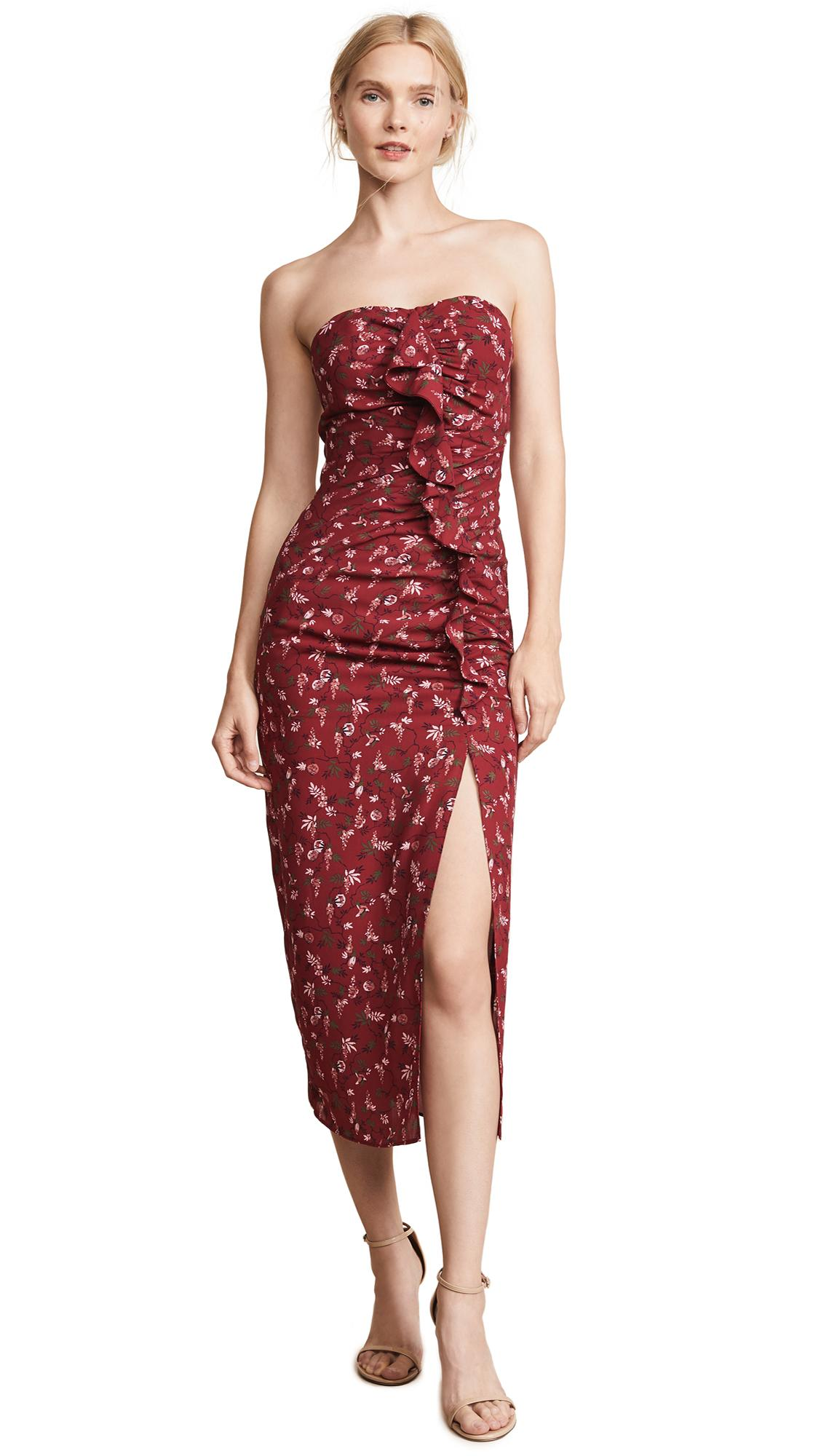 0688392e32c7 Likely Ali Dress In Rumba Red Multi | ModeSens
