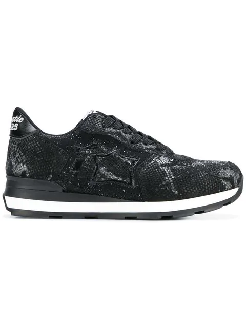 Atlantic Stars Vega Sneakers In Black