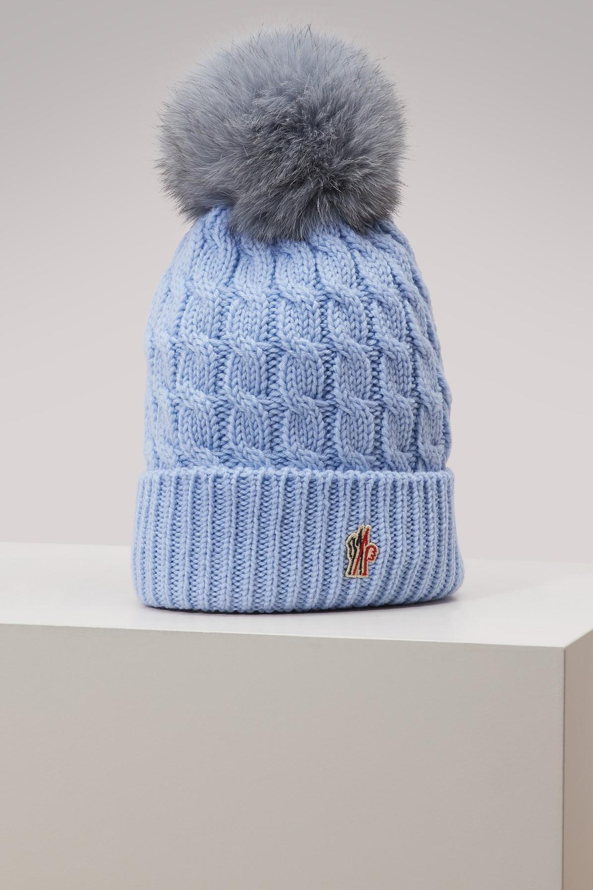 d9a5f3db0724b Moncler Grenoble Wool Hat