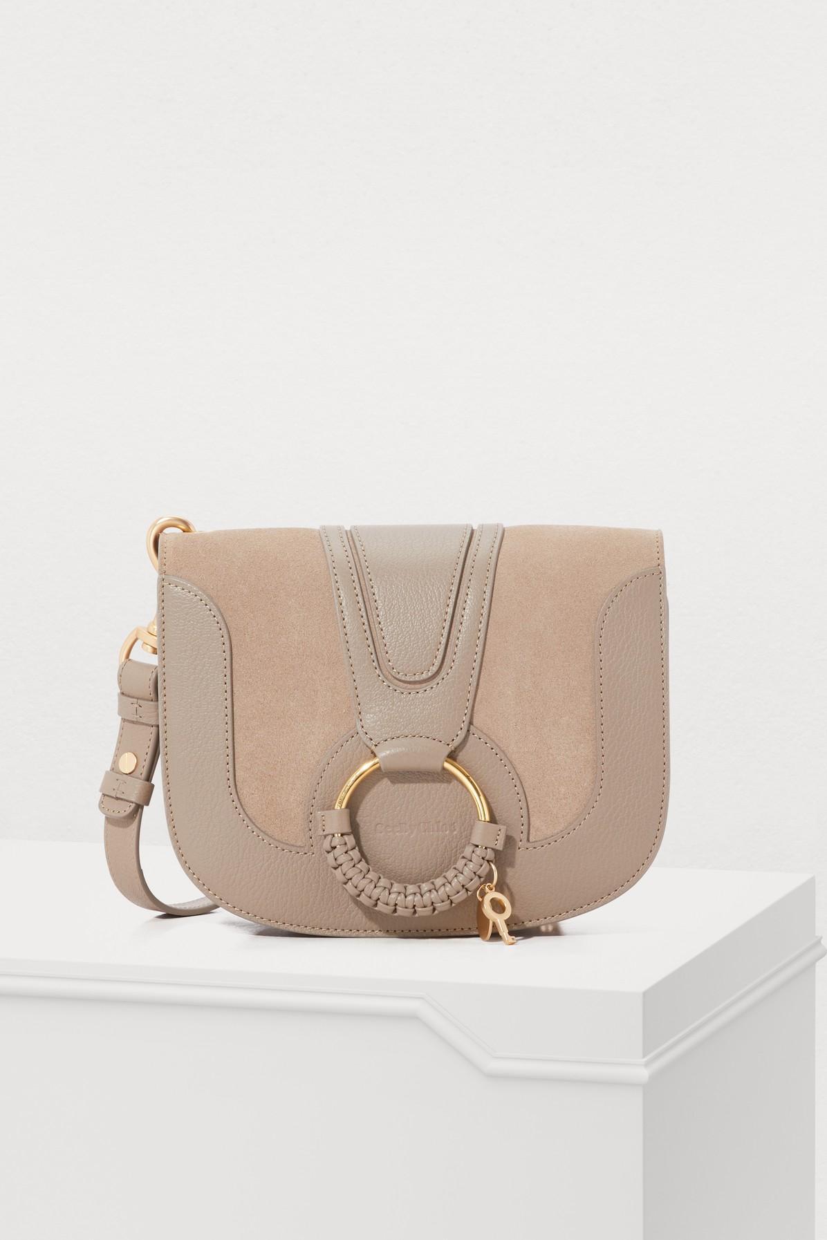 c4be4ca802c2 See By ChloÉ Hana Shoulder Bag In Motty Grey