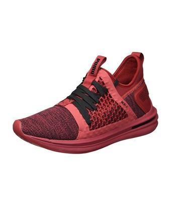 superior quality a3c6a 0ca0f Puma Men's Ignite Limitless Sr Netfit Sneaker in Red