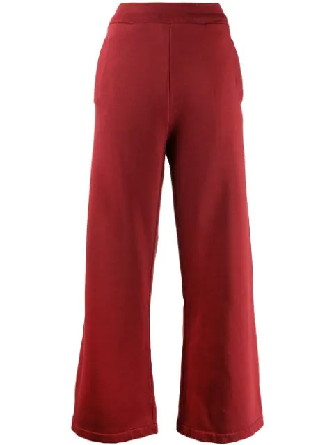 Katharine Hamnett Vale Track Pants In Red