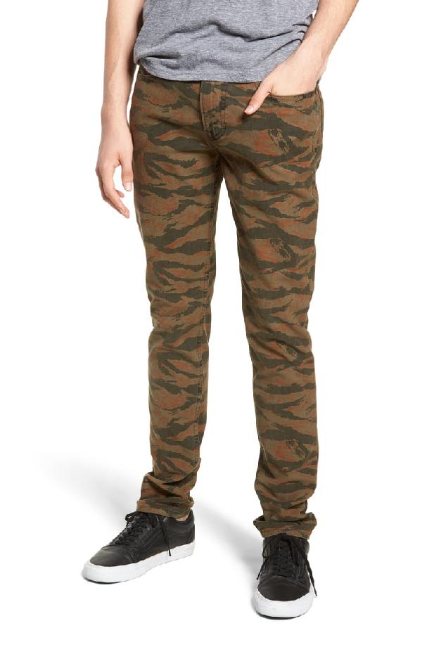 f8885a11e11 Hudson Men's Axl Stretch-Denim Skinny Jeans In Tiger Camo   ModeSens