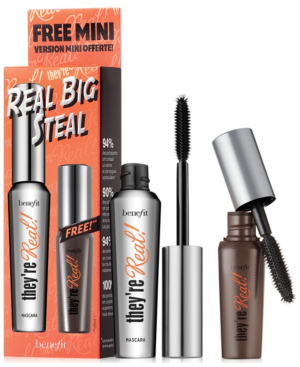 be936375f6d BENEFIT COSMETICS. Benefit They'Re Real! Lengthening & Volumizing Mascara  ...