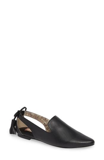 abfe7648e87 Band Of Gypsies Songbird Loafer In Black Leather