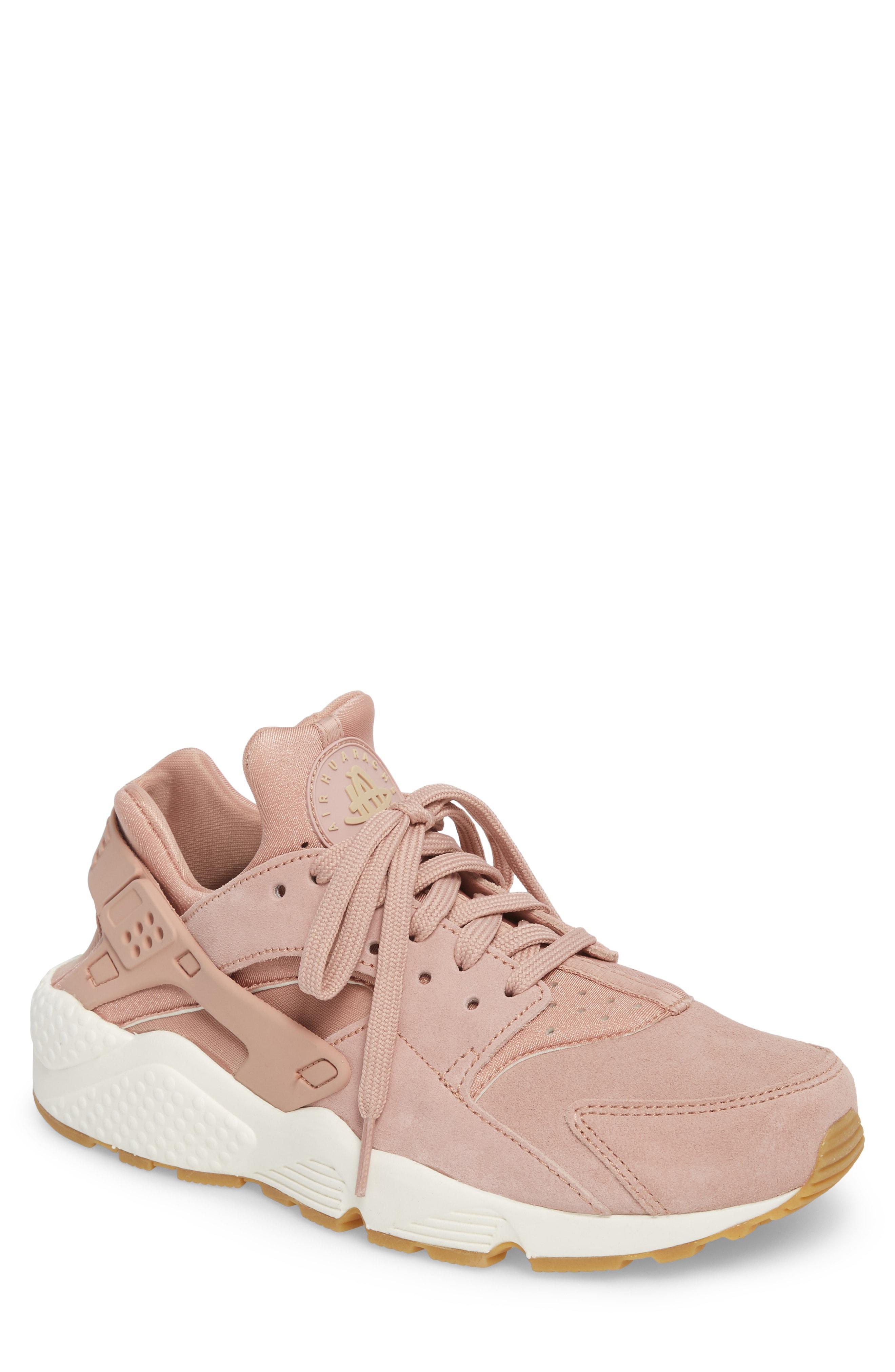 5b3154842c3ce Nike Air Huarache Run Sd Sneaker In Particle Pink  Mushroom  Sail ...