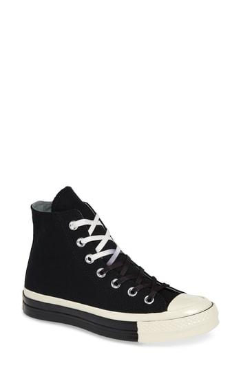 Converse Chuck Taylor All Star 70 Colorblock High Top Sneaker In Black