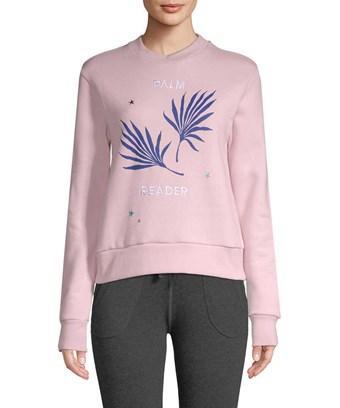 Etre Cecile Palm Reader Sweatshirt In Nocolor