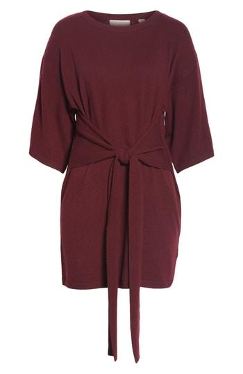 20e738182e37 Ted Baker Ted Says Relax Olympy Knit Tunic In Dark Red | ModeSens