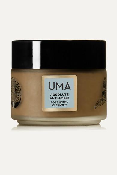 Uma Oils Net Sustain Absolute Anti-aging Rose Honey Cleanser, 100ml In Brown