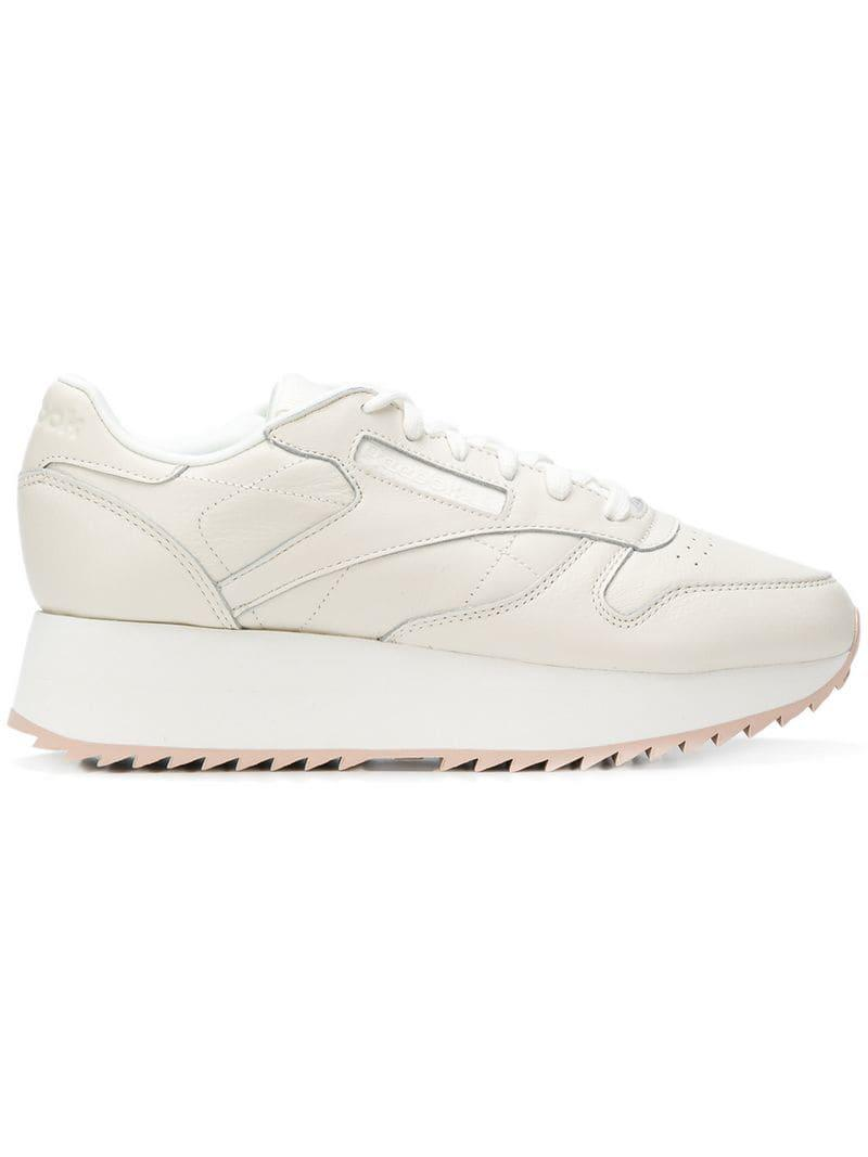 45acc4bc1f887 Reebok  Classic  Shoes In White