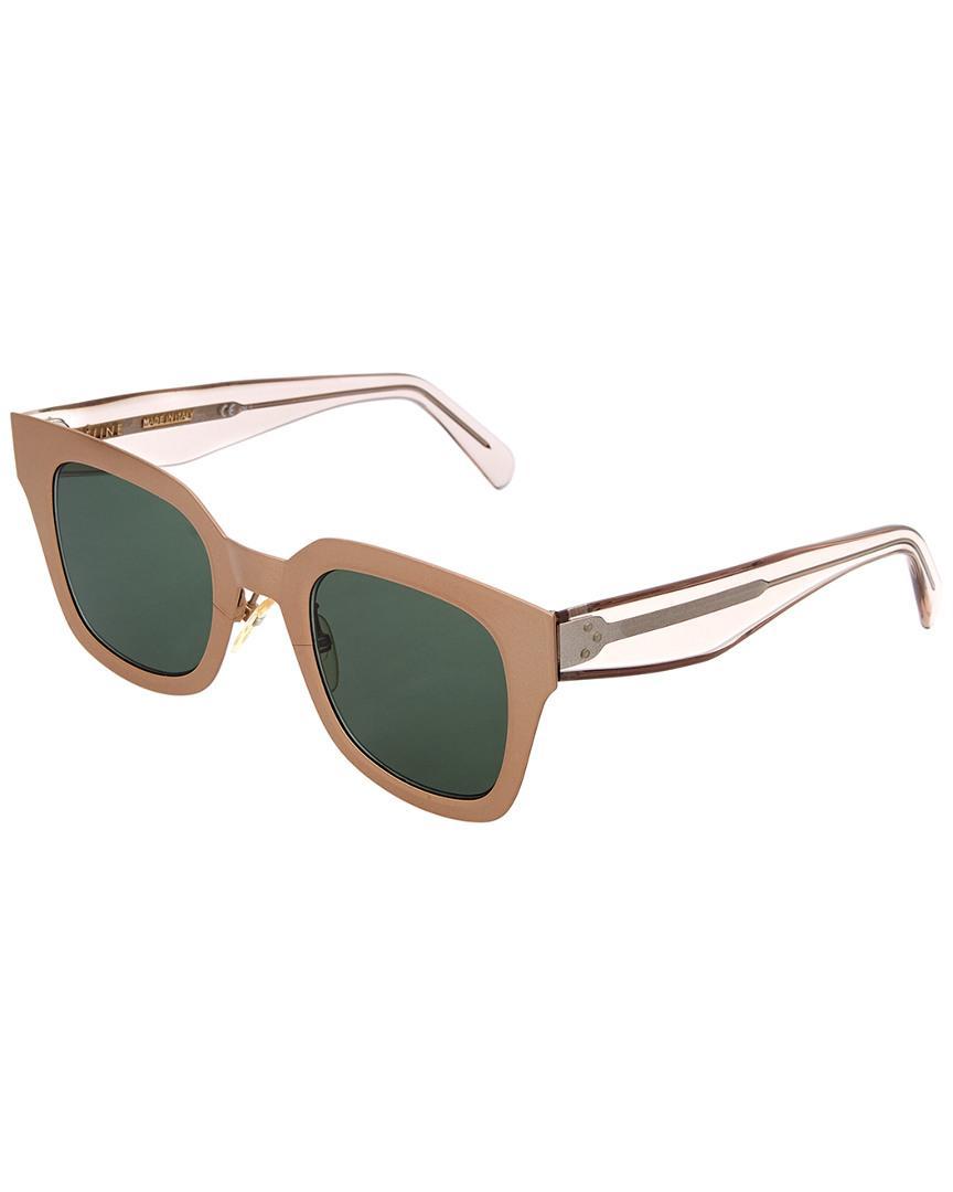 b8dd493e16de Celine Cl 41451 S 47Mm Sunglasses In Nocolor
