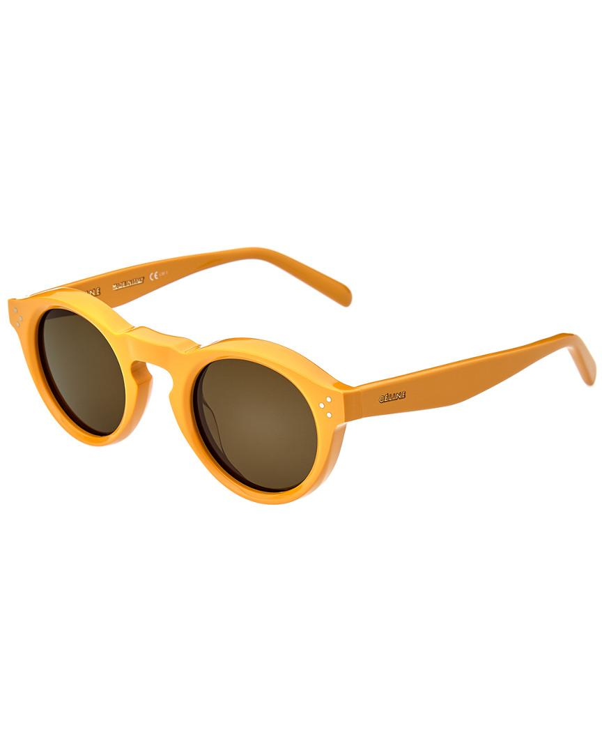 df33058da3b1 Celine Unisex 41370 45Mm Sunglasses In Nocolor