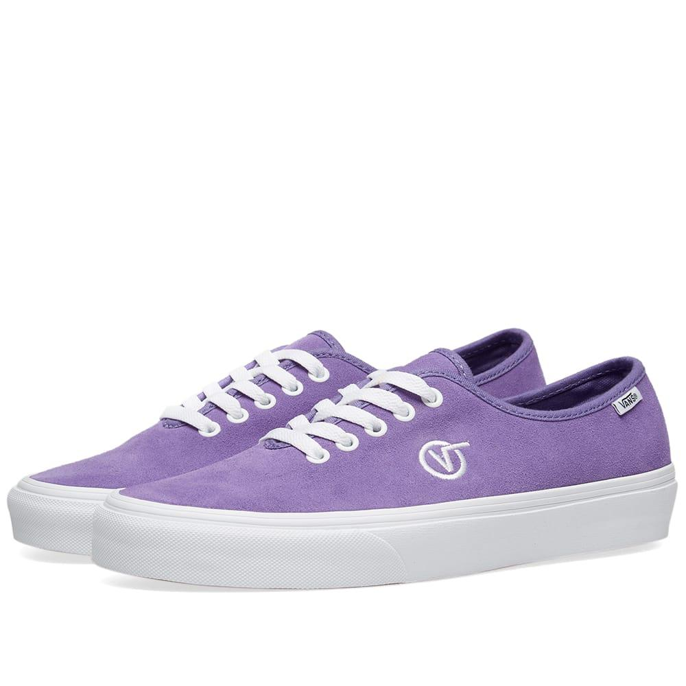 850bf03d58cc1b Vans Vault Authentic One Piece Circle V In Purple