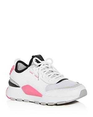sports shoes 86ccb 48ec3 Puma Women's Evolution Rs-0 Sound Casual Shoes, White | ModeSens