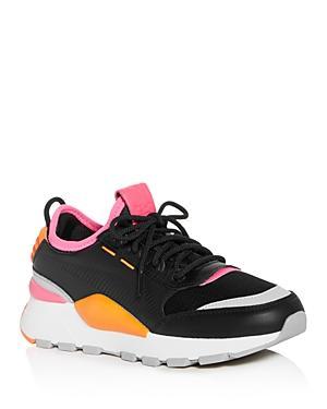 reputable site 6b89d 8618e Puma Women's Evolution Rs-0 Sound Casual Shoes, Black | ModeSens