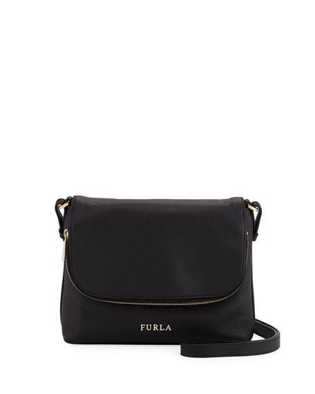f830a05fea35 Furla Noemi Mini Crossbody Bag In Onyx