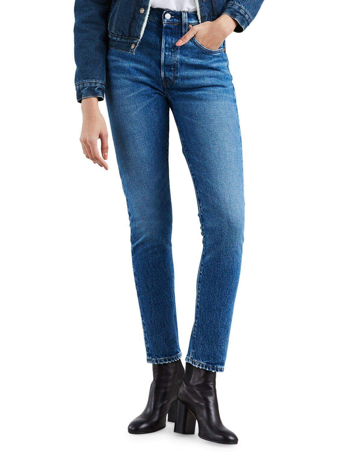 a108a51625e Levi's 501 Skinny Stretch Jeans In We The People   ModeSens