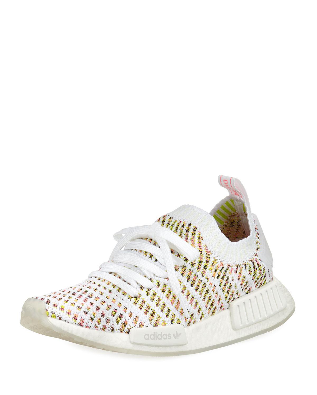 be80cfc347b66 Adidas Originals Nmd R1 Primeknit Sneakers