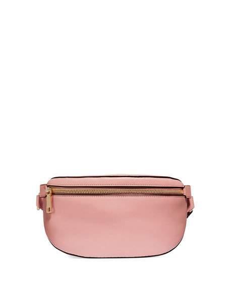 166b6f9c X Selena Gomez Quote Belt Bag in Pink
