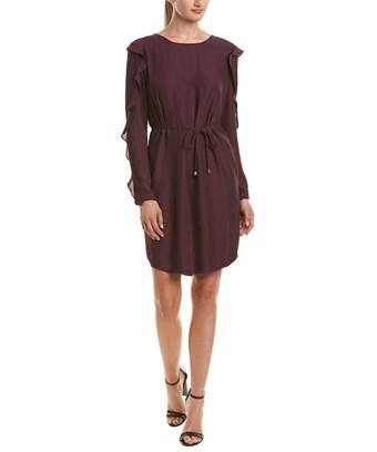 Amanda Uprichard Shift Dress In Purple