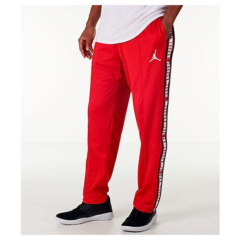 0352d700287776 Nike Men s Jordan Tricot Snap Basketball Pants