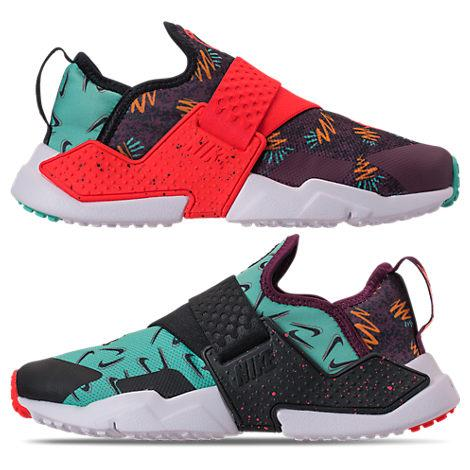 96485a5700 Nike Boys' Grade School Huarache Extreme Running Shoes, Blue. Finish Line