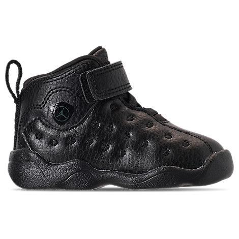 2606ba7dc3a Nike Boys' Toddler Jordan Jumpman Team Ii Basketball Shoes, Black ...