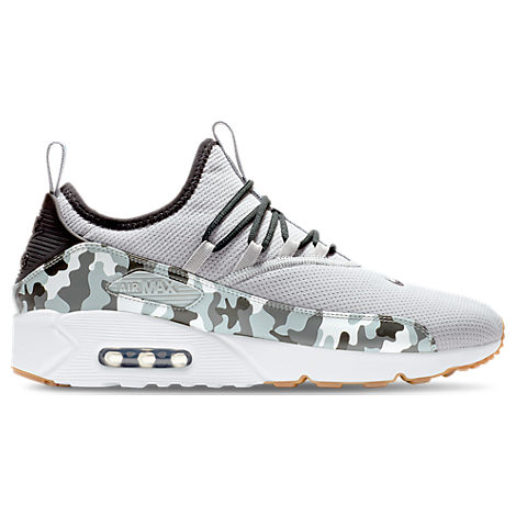 timeless design 34527 e2b2f Men's Air Max 90 Ez Casual Sneakers From Finish Line in Grey