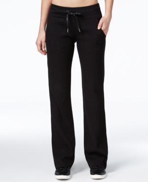 Calvin Klein Performance Thermal Pants In Black