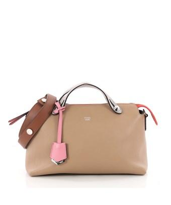 488e032382 Fendi Pre-Owned: By The Way Satchel Calfskin Small In Brown | ModeSens