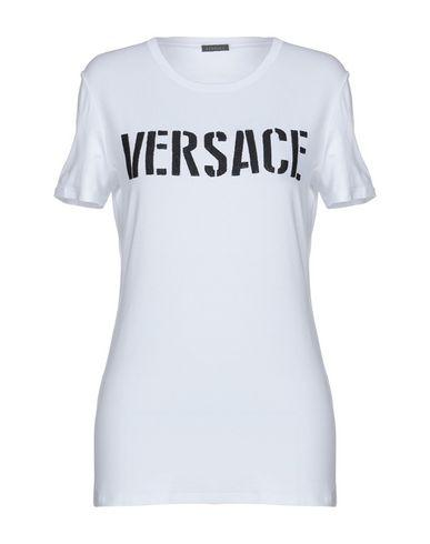 Versace T-Shirts In White