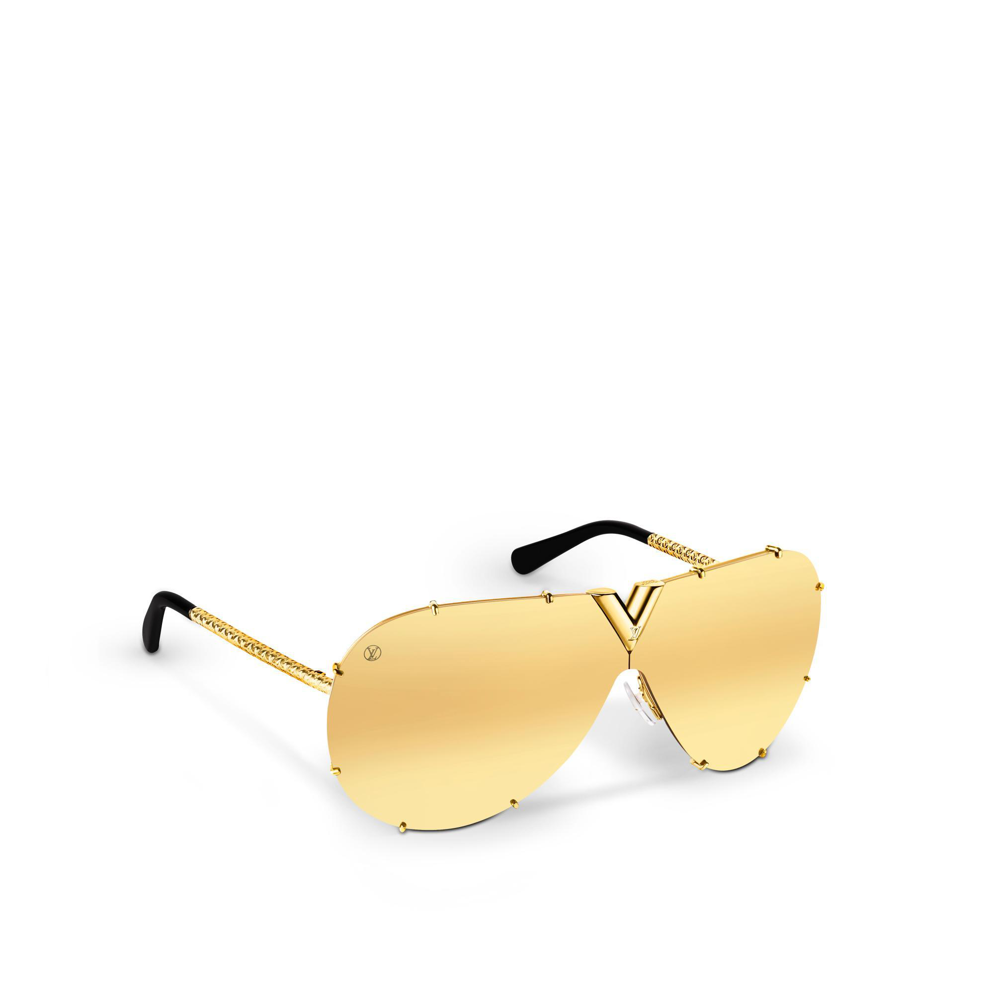 f679d0d8b3 Louis Vuitton Lv Drive Sunglasses