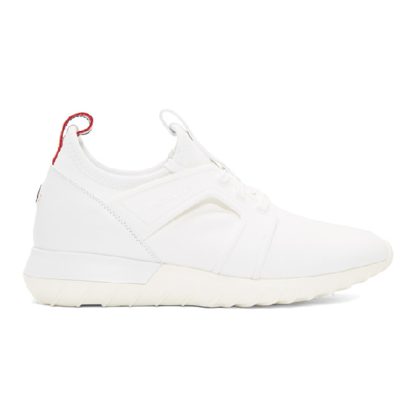 8fe3f3569 Moncler Emilien Neoprene Sneaker In 213-001.Wht | ModeSens