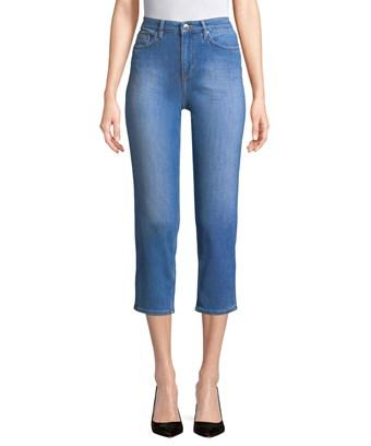 Iro Cropped Skinny Pant In Nocolor