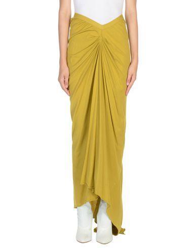 14f71efd882 Long Skirts in Acid Green