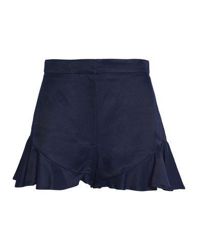 Sandro Mini Skirt In Dark Blue