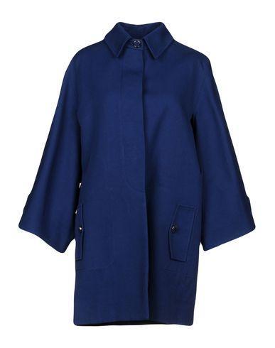 Rossella Jardini Full-length Jacket In Blue