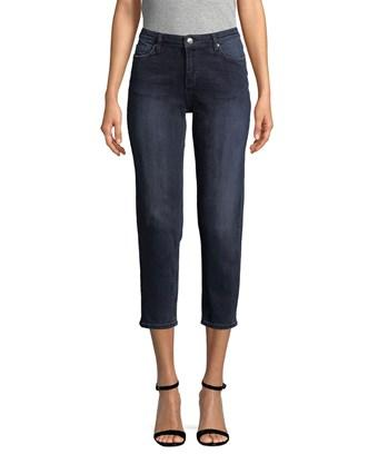 Iro Groove Cropped Pant In Nocolor