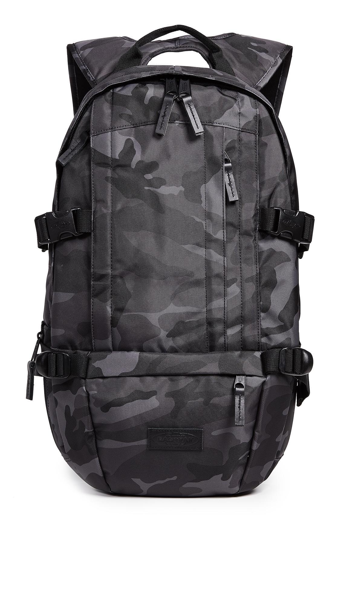 ba12547e79f Eastpak Floid Backpack In Constructed Camo | ModeSens