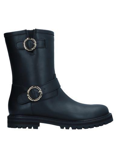 Salvatore Ferragamo Ankle Boot In Black